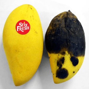 These Fruit Stickers Help Keep Your Fruit Fresh For Up To 2 Weeks Longer
