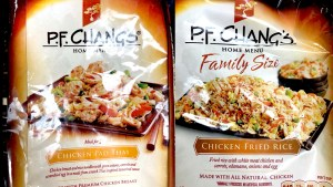 2 million pounds of P.F. Chang's frozen food meals recalled