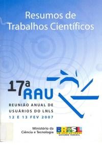 RAU 17 (2007)