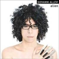 la copertina del nuovo CD Alien di Giovanni Allevi