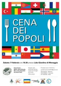 locandina cena dei popoli 2015