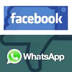 Facebook acquista Whatapp