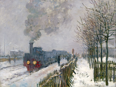 regala Monet a Natale