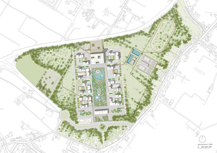 proposta di progetto per il #recupero e la #trasformazione l'area Lupi di Tosc…