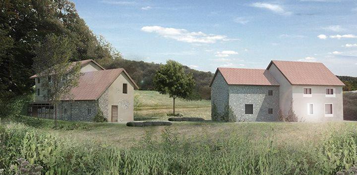 Pontinvrea, recupero edilizio e nuova costruzione per n°4 unità immobiliari e fu…