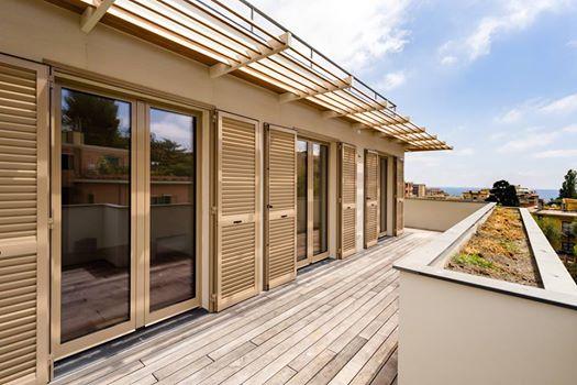 Visita il tuo nuovo #attico nel cuore di Genova Quinto. La tua nuova terrazza ap…