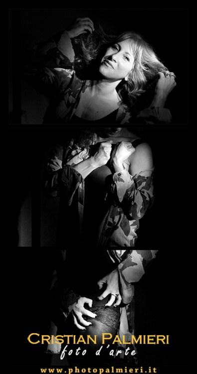 Sara trittico Fuori dall'ombra