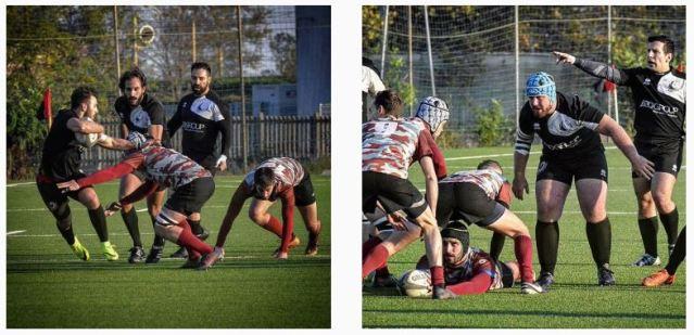 Seniores: Rugby Franciacorta vs CE   33-13
