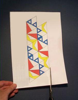Costruiamo un flexagono