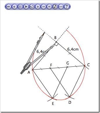 Biblioteca di animazioni geometriche