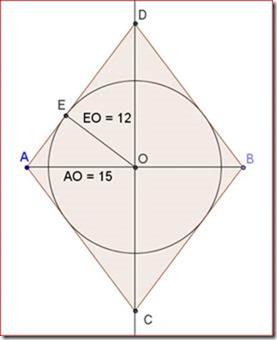 Risolviamo un problema di geometria per la terza media