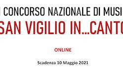 """XI Concorso Nazionale di Musica """"San Vigilio In...Canto"""""""