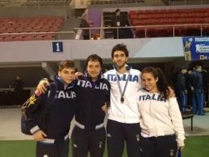 Daniele-Guido-Nicola-Maria Elena