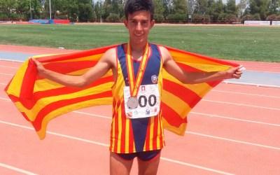 Roger Pons sub-campió d'Espanya Cadet amb la sel.leció catalana