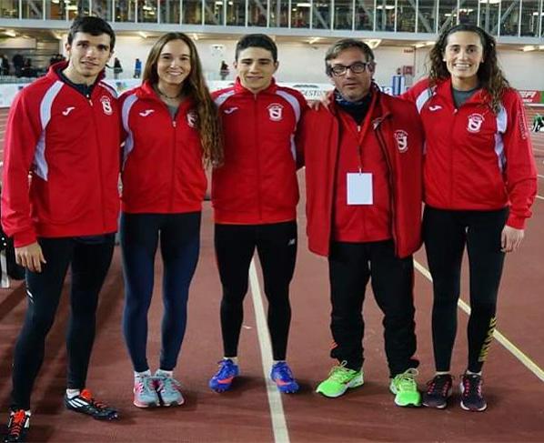 Campionat d'Espanya de Pista Coberta Sub23