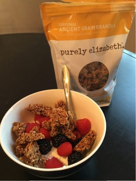 Monday's POW (product of the week): Purely Elizabeth Granola