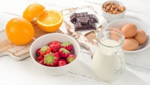 Food allergies image - Linzy Ziegelbaum provides Nutrition for Food Allergies, EOE and FPIES