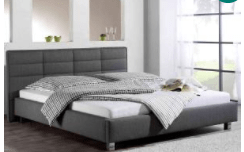 Tahira Bed (180x200cm) - including mattress - (Bundle Product) A-04-03 3 Pakete