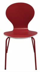 Azur Red Chair BCO