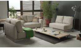 Corner Sofa set Feydom Choice 5 Premium Modular Sofa - Honey