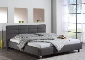 Henry King Size Bed (180x200cm) - including Mattress