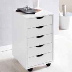 Erik Rolling Set of Drawers B-04-02