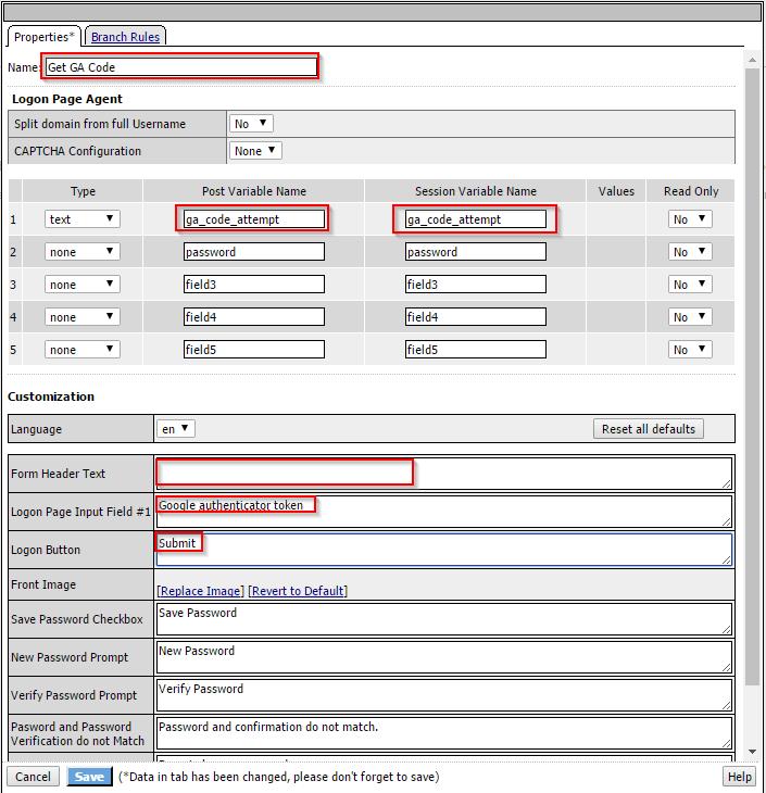 Setting up F5 APM with Google Authenticator – Balanced