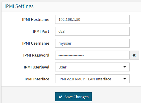 Troubleshooting IPMI pollers in Observium – Balanced