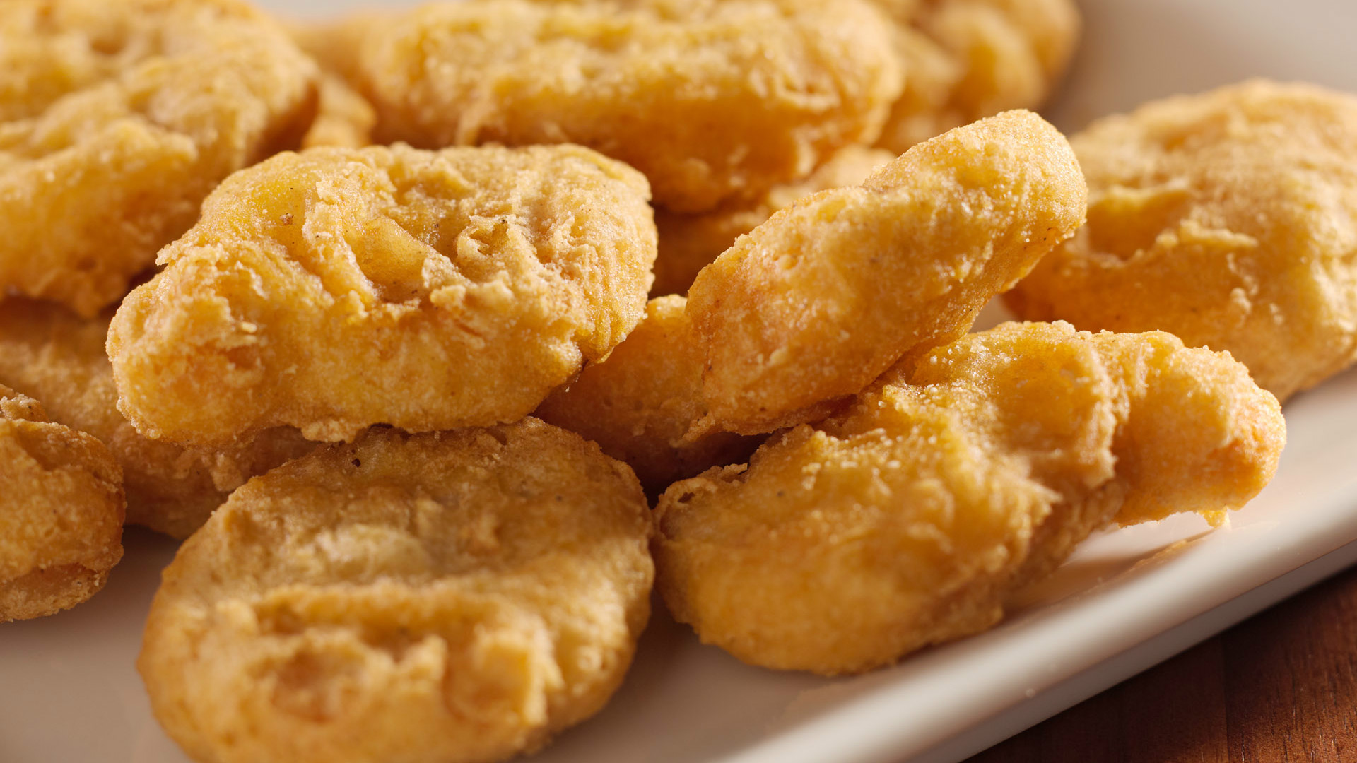 Mcdonald S Reveals Chicken Mcnuggets Shaped That Way For A