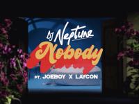 DJ Neptune Laycon Nobody Video