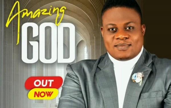 Kingsley Allen -Amazing God