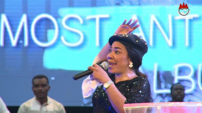 Special Ministration by Mercy Chinwo @ Praise Explosion 2020, Winners  Chapel D/Line, Port-Harcourt - YouTube