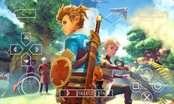 Download Oceanhorn 2 Knights of the Lost Realm PPSSPP ISO PSP (APK + OBB) For Android & PC