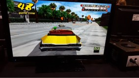Crazy Taxi on Cube.
