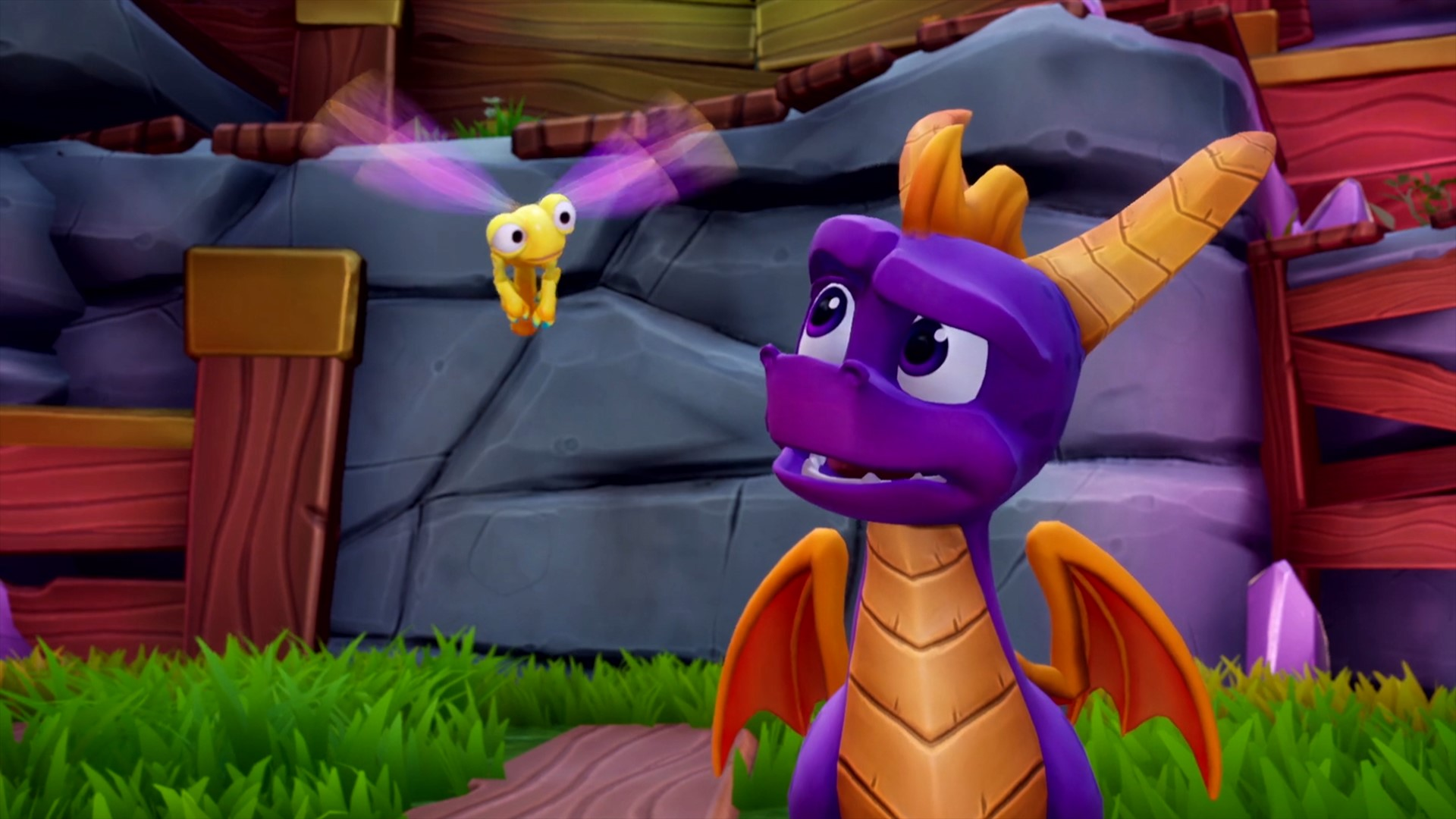 Spyro Reignited Trilogy might be hitting Switch this summer