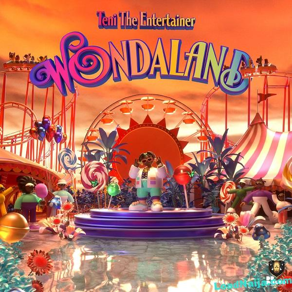 Teni - Wonder Land New Album