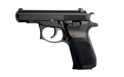 CZ 82: A Pistol 007 Would Love