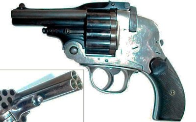 Weird Gun Wednesday: The Pistola Con Caricato Revolver
