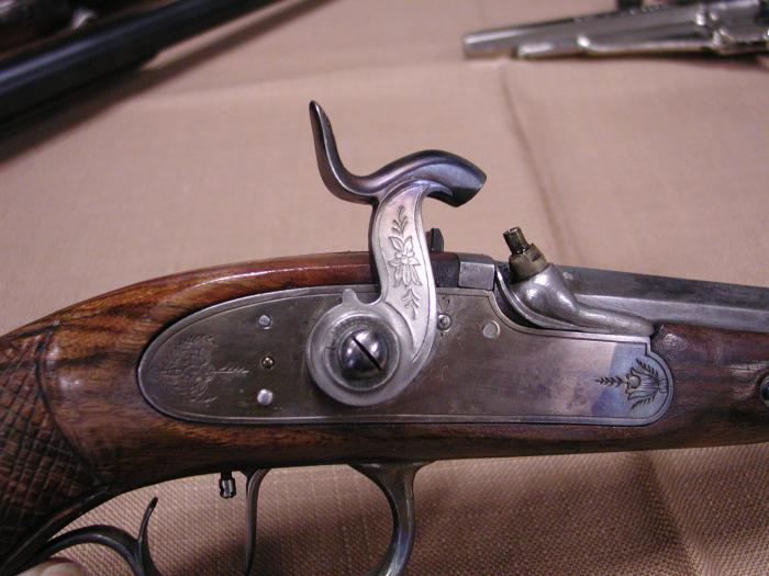How Guns Work: Percussion Cap Firearms and you