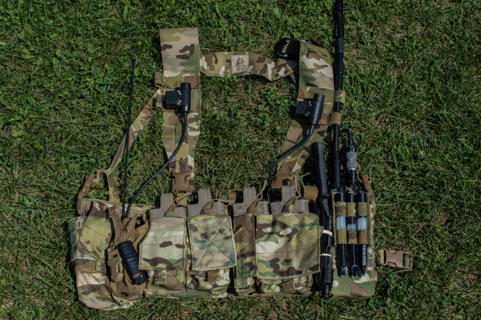 The Mayflower Pusher Chest Rig Reviewed