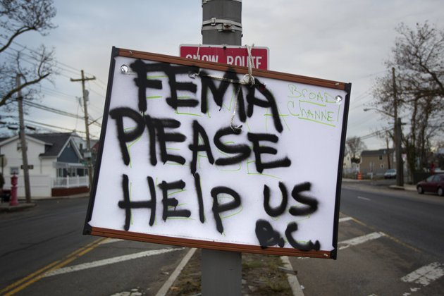 The Truth about FEMA