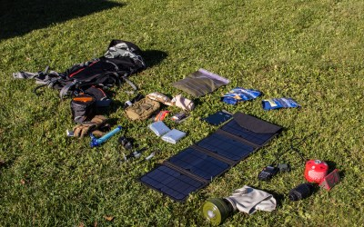 Three Essential Bug Out Bag Items