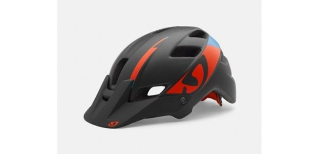 Giro Feature Trail-Riding Mountain-Bike Helmet