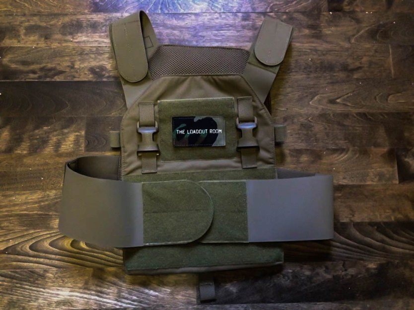 Review: Perroz Designs Low-Profile Slick Plate Carrier