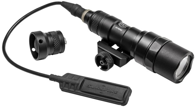 Surefire M300 Scout Light: Quick Look