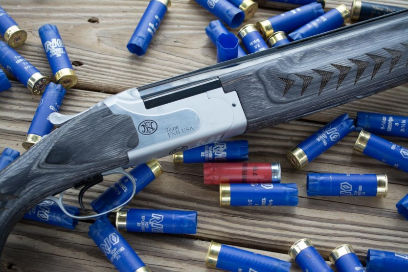 FNH SC1 Competition Shotgun: First impressions