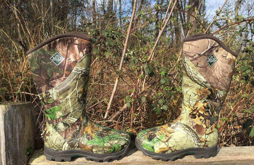 Muck Pursuit Glory Boots: First Impressions