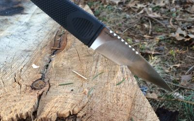 Cold Steel Brave Heart Knife: Review