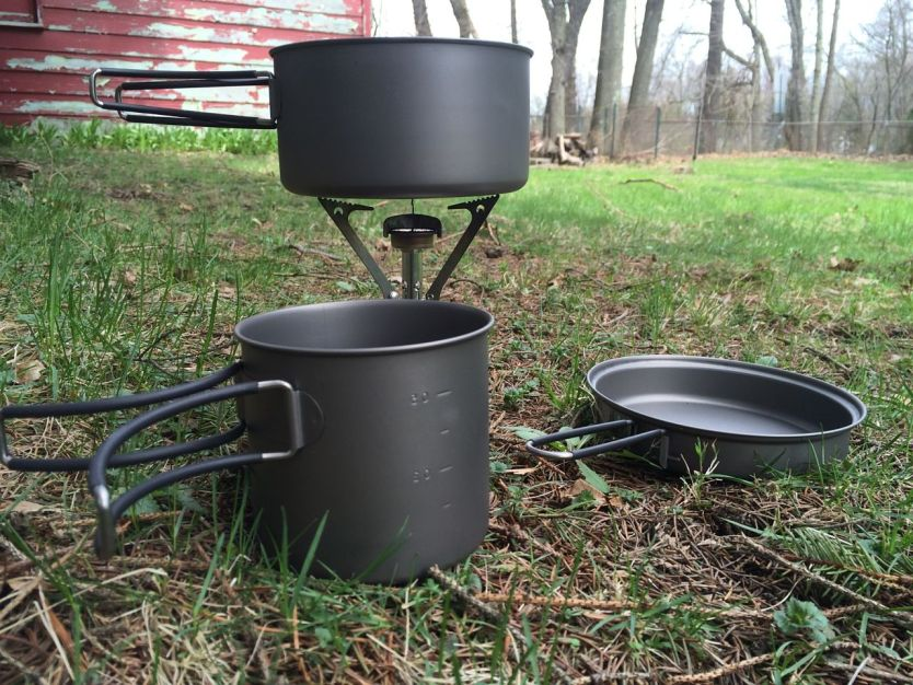 Fathers Day Gifts For Camping Titaner