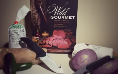 Wild Gourmet Cookbook